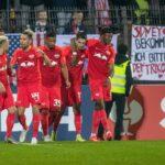 Leipzig,Hertha und Hoffenheim weiter – Schalke raus